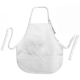 72 Units of  Cotton Twill Apron White - Kitchen Linens