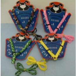36 Units of Dog Harness - Pet Collars and Leashes