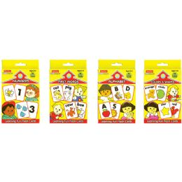 48 Units of FISHER-PRICE Preschool Series Flash Cards (36/Pack) - Teacher & Student