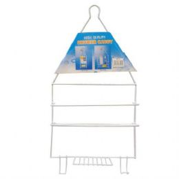 48 Units of Steel Shower Caddy (large) - Shower Accessories