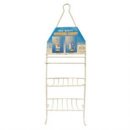 48 Units of Steel Shower Caddy (small) - Shower Accessories