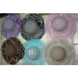 144 Units of Ladies Sun Hat - Sun Hats