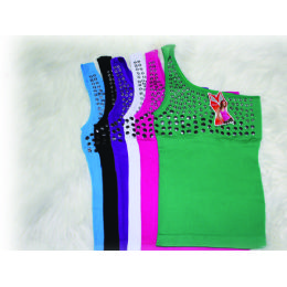 144 Units of Ladies Fashion Seamless Top - Womens Fashion Tops