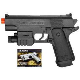 120 Units of P0623a Airsoft Pistol W/laser & Flashlight - Sporting Guns