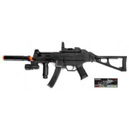 12 Units of Airsoft Spring Rifle W / Laser & Flashlight - Sporting Guns