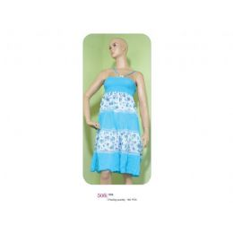 72 Units of Ladies Summer Dress - Womens Sundresses & Fashion
