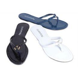 36 Units of Womans Fashion Flip Flop - Women's Sandals