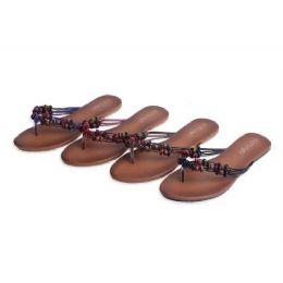 36 Units of Ladies' Fashion Sandals - Womens Sandals