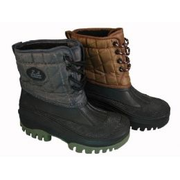 12 Units of Boy's water proof snow boots - Girls Boots