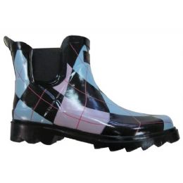 18 Units of Ladies' Rubber Rain Boots - Women's Boots