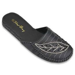 48 Units of Ladies' Moccasin Slipper - Womens Slippers