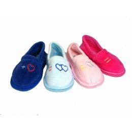 36 Units of Infant's Terry Shoes - Girls Slippers