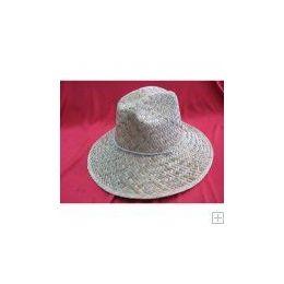48 Units of Men's Fashion Straw Sun Hat - Sun Hats