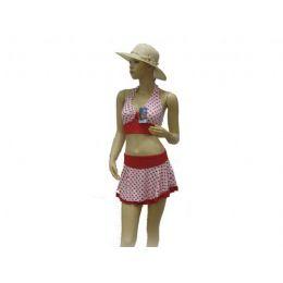 72 Units of 3PC SWIM SUIT Bathing Suit - Womens Swimwear
