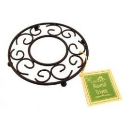 12 Units of Bronze Round Trivet - Coasters & Trivets