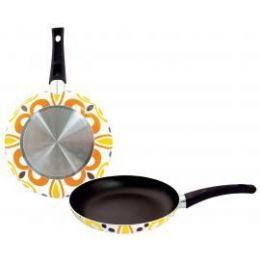8 Units of 11inch Designer Fry Pan - Retro - Pots & Pans