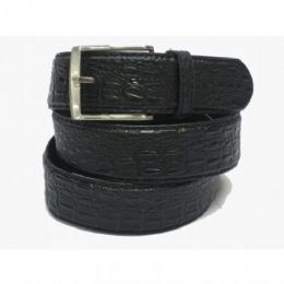 120 Units of Mens Leather Belts Assorted Sizes - Mens Belts