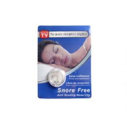 72 Units of Anti-snoring nose clip - First Aid and Bandages