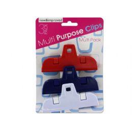 36 Units of Medium MultI-Purpose Clip Set - Refrigerator Magnets
