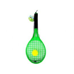 36 Units of Toy tennis racquet with foam ball - Balls