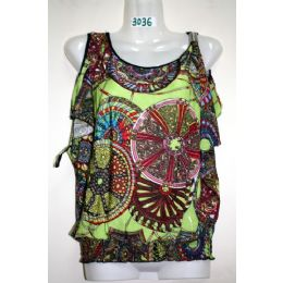 72 Units of Ladies Fashion Top - Womens Fashion Tops