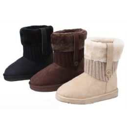 12 Units of Ladies Boots - Women's Boots