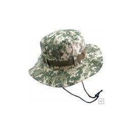 48 Units of Mens Camo Bucket Hat - Hunting Caps