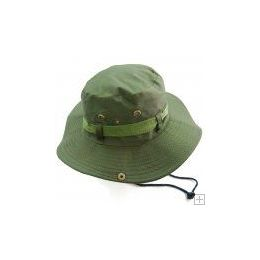 48 Units of Green Bucket Hat - Hunting Caps