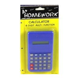 48 Units of Calculator - Battery + Solar - Multi Function - Calculators