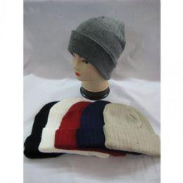 120 Units of Heavy Winter Hat - Winter Beanie Hats