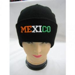 120 Units of Mexico Winter Hat - Winter Beanie Hats