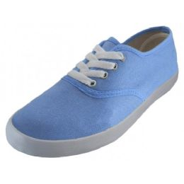 24 Units of S324L-Skyblue - Women's Sneakers