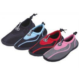 36 Units of Ladies Aqua Shoes Water Shoes - Women's Aqua Socks
