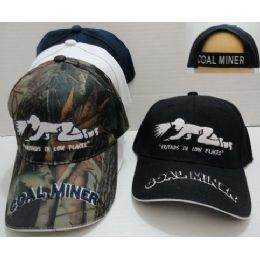 24 Units of Coal Miner Hat [friends In Low Places] - Baseball Caps & Snap Backs