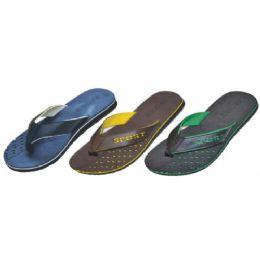 36 Units of Mens Flip Flop - Men's Flip Flops and Sandals