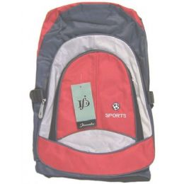 "36 Units of 19"" Red Backpack - Backpacks 18"" or Larger"