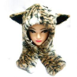 48 Units of Animal Winter Hat - Winter Animal Hats