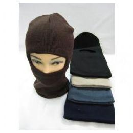 180 Units of Winter Ski Mask Mixed Colors - Unisex Ski Masks