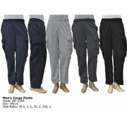 48 Units of Mens Cargo Pants - Mens Pants