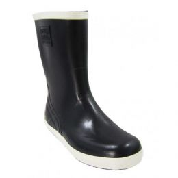 12 Units of Mens Rubber Boot - Men's Work Boots