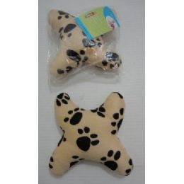 144 Units of Plush Squeaky Pet Toy - Pet Toys