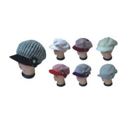 60 Units of Ladies Fashion Winter Hat with Fur - Fashion Winter Hats