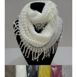 48 Units of  Loop Scarf - Winter Scarves