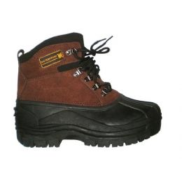 12 Units of Mens Water Proof Boot - Men's Work Boots