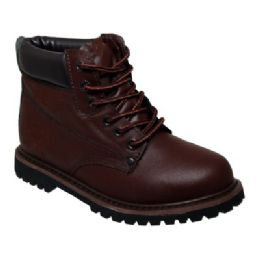 12 Units of Mens Work Boot Insulated - Men's Work Boots