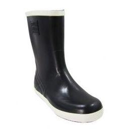 12 Units of Mens Rubber Rain Boots - Men's Work Boots