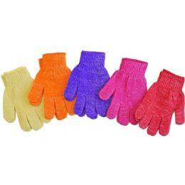 72 Units of 2 Piece Bath Glove - Bath And Body