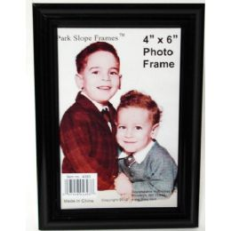 48 Units of Black 4 x 6 Photo Frame - Picture Frames