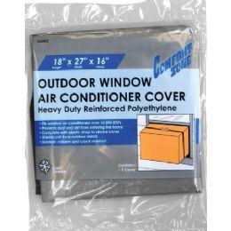 12 Units of Air Conditioner Cover - Hardware Miscellaneous