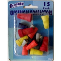 48 Units of Electrical Connectors - Electrical